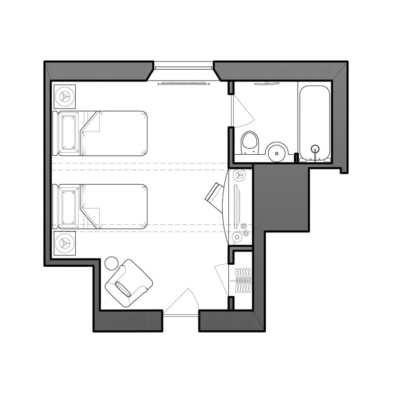 Titchwell Floor Plan