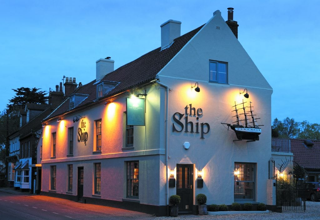 The Ship Hotel Brancaster – COVID-19 UPDATE