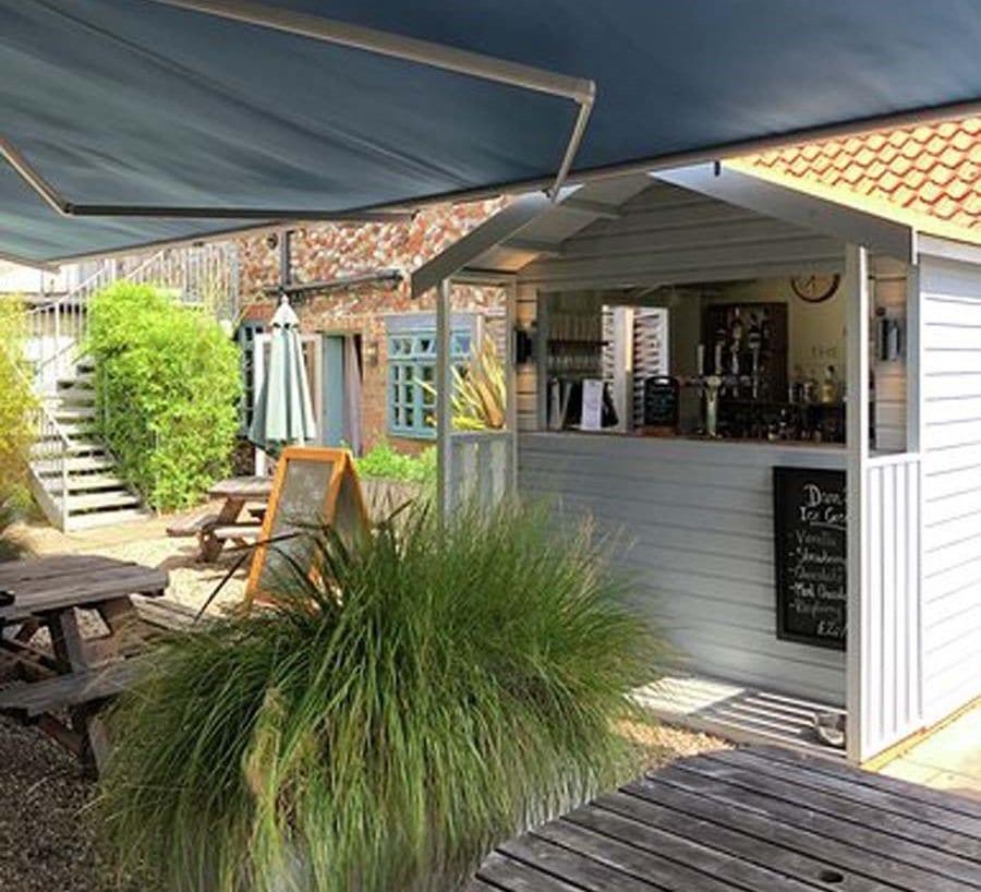 The Ship Beach Hut Bar