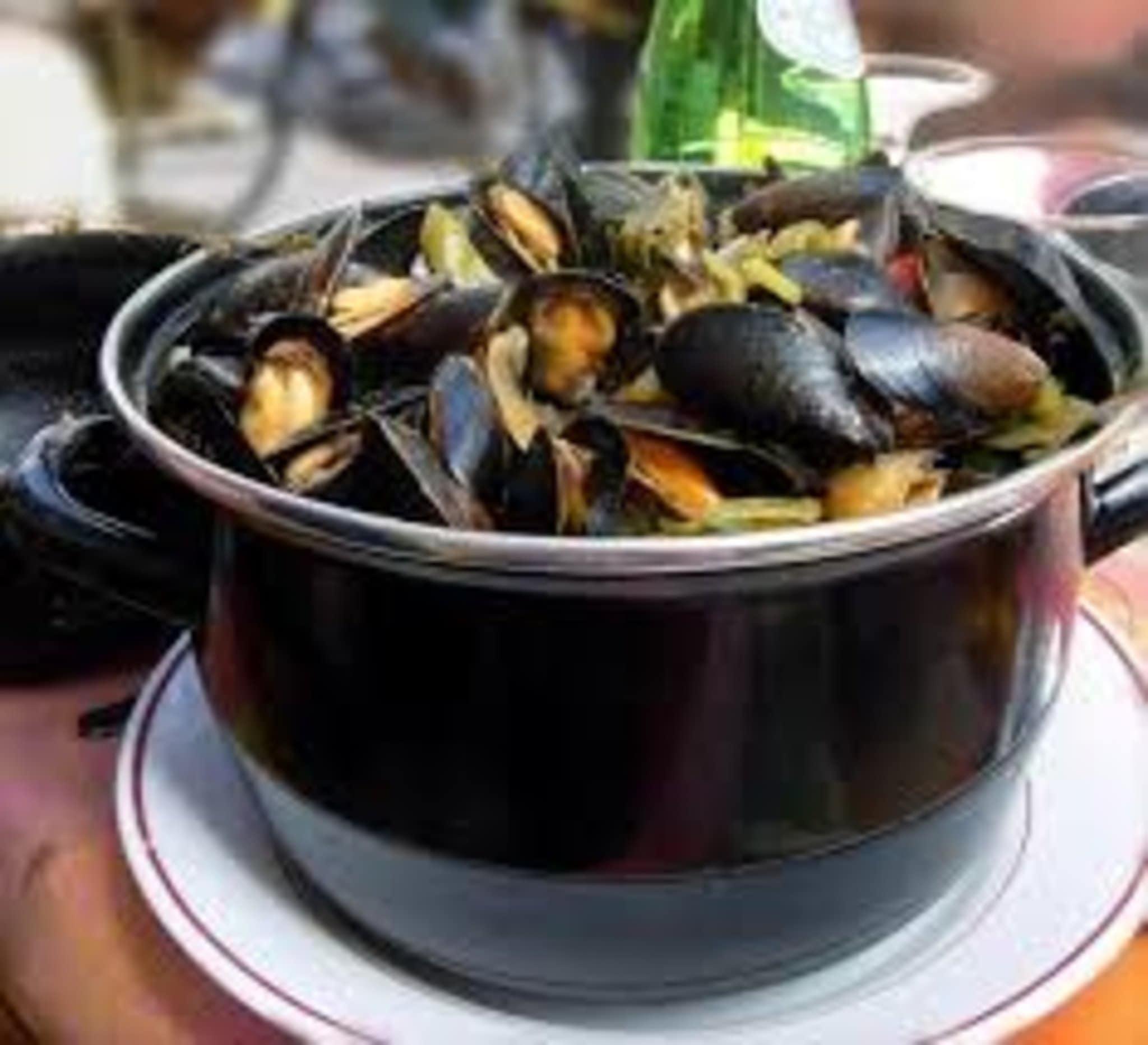 Brancaster Mussels