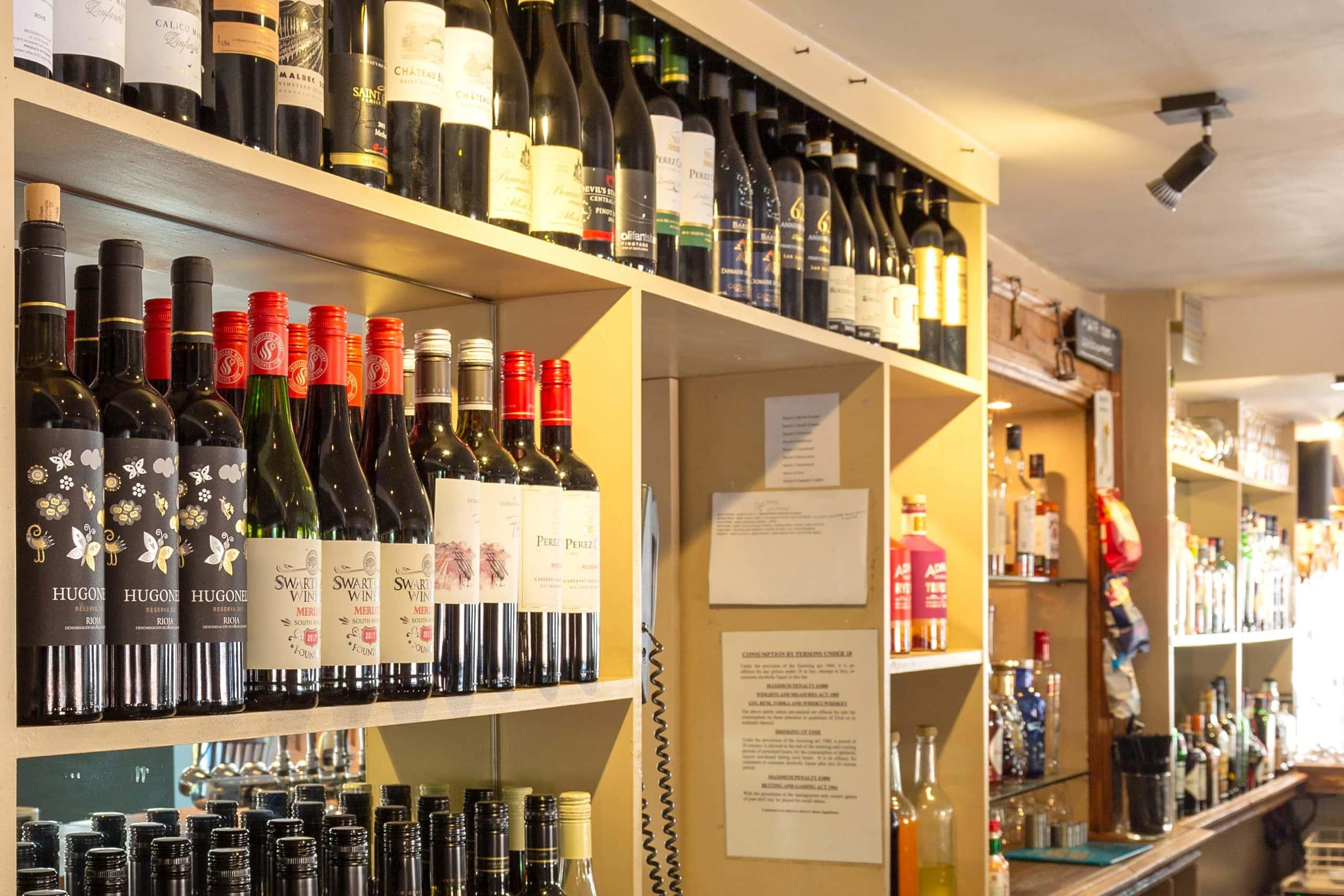 Ship Hotel Wines